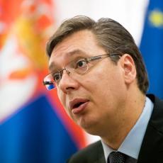 DIJALOG BI TREBALO DA SE NASTAVI, ALI BEZ NAREDBI Predsednik Srbije skrenuo pažnju na poštovanje dogovora
