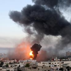 DIREKTNO U METU: Izrael bombardovao kuću vođe Hamasa! (VIDEO)