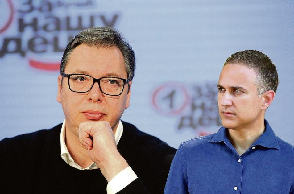 DIREKTNO! Vučić: Čuo sam se sa Stefanovićem povodom FBI i Belivuka. Ceo posao obavili su MUP i BIA!
