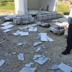 DIVLJAČKI PORAZBIJALI SRPSKU CRKVU U HRVATSKOJ! Policija izvršila uviđaj, građani u neverici (FOTO)