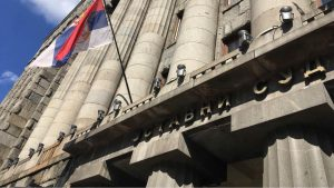 DJB: Tužilaštvo da utvrdi krivičnu odgovornost predsednice Ustavnog suda
