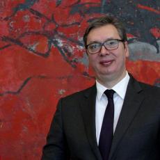 DO VIDOVDANA GOTOV PUT U VRELU Predsednik Srbije u razgovoru sa meštanima Uba