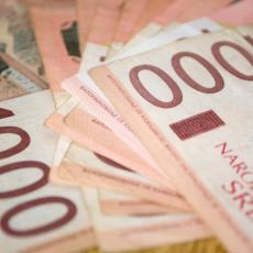 DOBRA GODINA ZA SRPSKI BUDŽET: Prihodi ostvareni u iznosu od 696,1 milijardi dinara