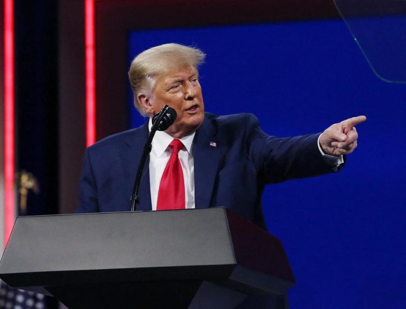 DOBRA JE STVAR SLAGATI SE SA PUTINOM Tramp smatra da je Americi u nacionalnom interesu da održi prijateljske odnose sa Rusijom