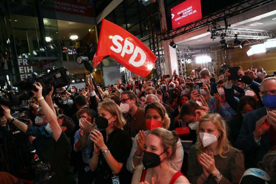 DOBRA VEST ZA CELU EVROPU: Šolc veliki pobednik nemačkih izbora, Lašet gubitnik i već se zna ko će odlučivati o vladi