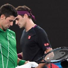 DOBRO PROTRLJAJTE OČI: Federer ubedljivo prvi, Nole tek 23. na listi (FOTO)