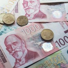 DODATNI NOVAC SVAKOME DOBRO DOĐE: Više para u džepu za zaposlene u Srbiji