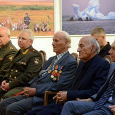 DODELJENE MEDALJE RATNIM VETERANIMA: 75 godina od pobede u Velikom otadžbinskom ratu