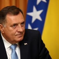 DODIK JASNO PORUČIO BORELJU: Nemoguće je očekivati da Srbi podrže priznanje Kosova, a da Srpska ostane u BiH