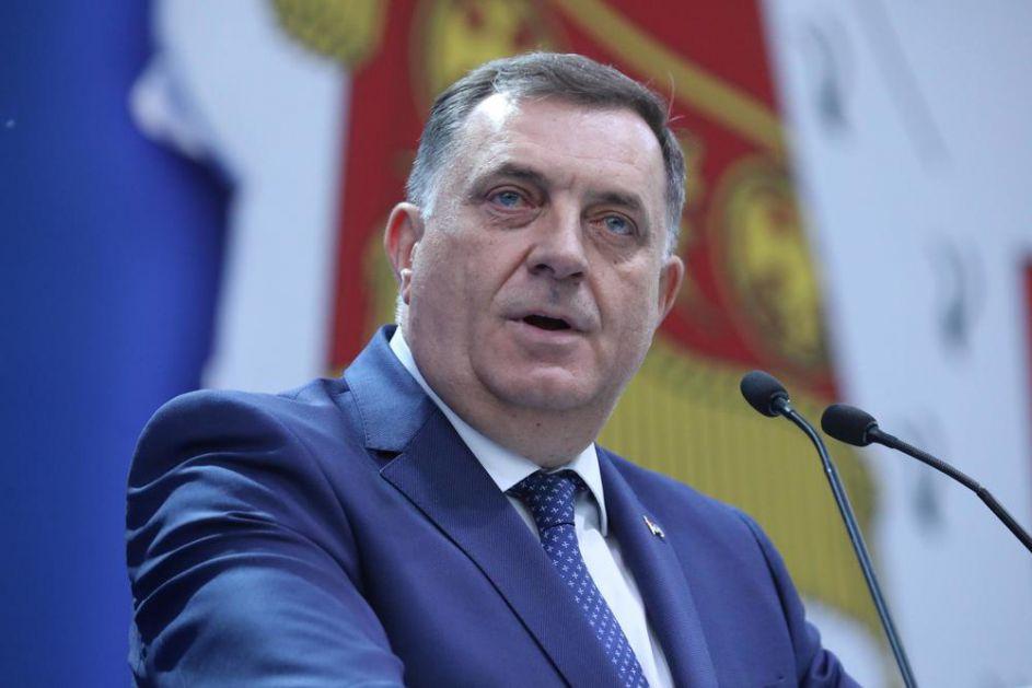 DODIK: Možda će biti Savet ministara, ali sigurno nećemo pristupiti u NATO!