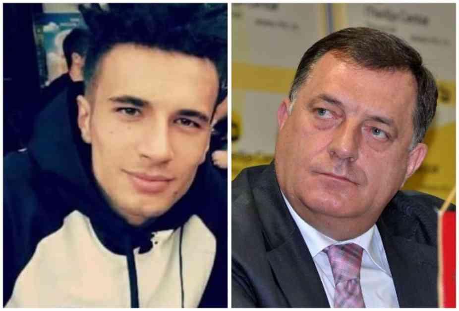 DODIK: Nećemo podržati izveštaj Anketnog odbora o smrti mladića Davida Dragičevića!