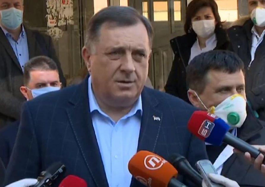 DODIK O DEŠAVANJIMA U CRNOJ GORI: Đukanović gubi strpljenje, pokušava da se dodvori Bošnjacima