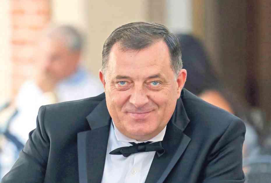 DODIK ODGOVORIO ANKETNOM ODBORU: Za sve u vezi sa smrću Davida Dragićevića obratite se policijskim i pravosudnim organima