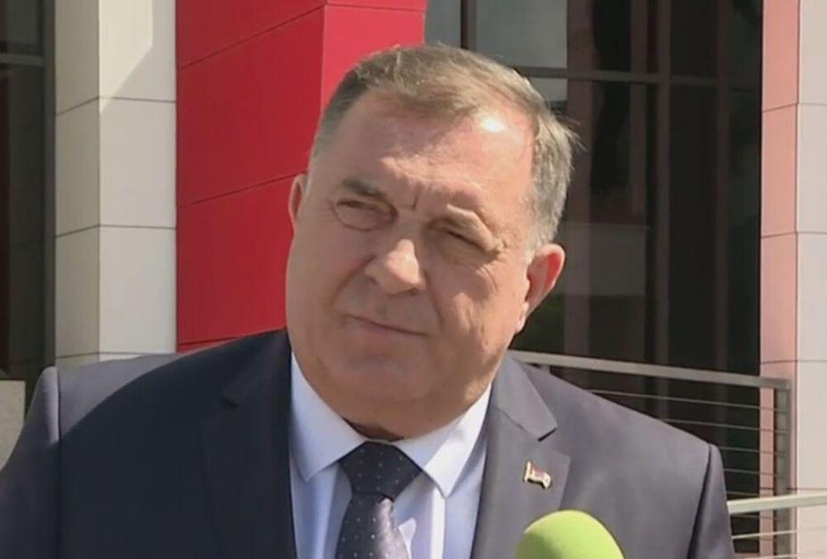 DODIK: Odluka Skupštine Crne Gore je neprijateljski čin, to je bila nepotrebna priča VIDEO