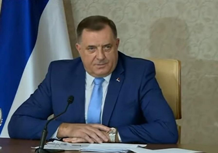 DODIK: Radiću na mirnom razlazu u BiH! To je jedna od mogućnosti, a neću dopustiti da dođe do mogućnosti rata!