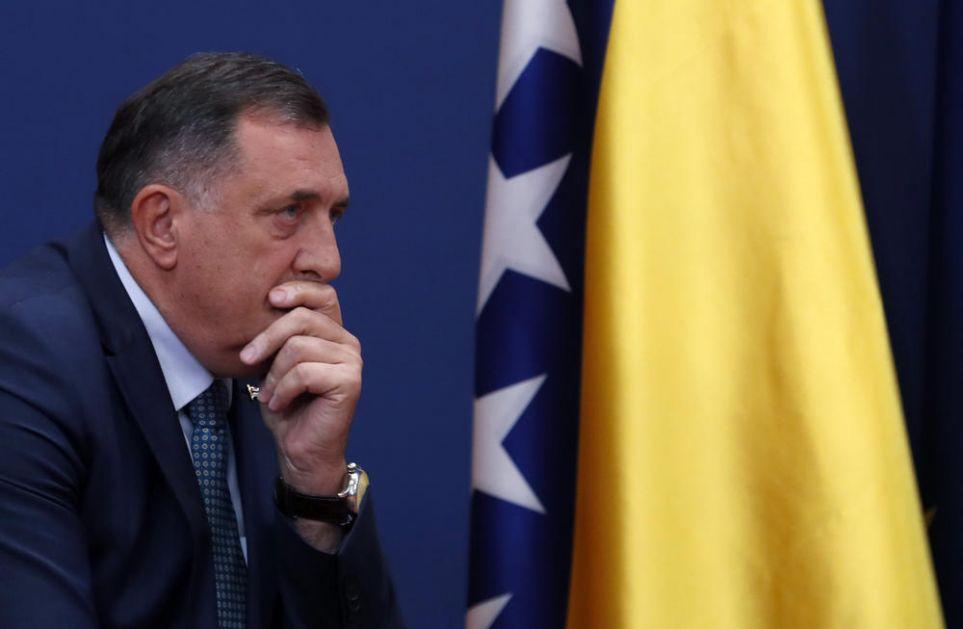 DODIK: Srpska teži harmonizaciji odnosa u BiH, ali nećemo trpeti nasilje visokog predstavnika