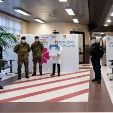 DOGORELO DO NOKATA: Vojska i civilna zaštita preuzimaju kontrolu nad vakcinacijom u Italiji