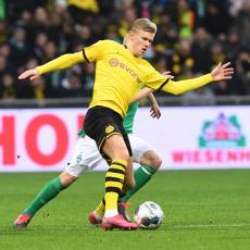 DOGOVORILI SE BORUSIJA I RAJOLA: Haland ne ide iz Dortmunda za manje od ove sume