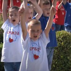 DOK SU NAŠA DECA TAMO, KOSOVO JE SRCE SRBIJE: Mališani sa KiM snimili pesmu zbog koje ćete plakati kao kiša (VIDEO)