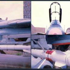 DOKAZ RUSKE NADMOĆI: Američki lovci F-14 naoružani Sovjetskim raketama (FOTO)