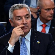 DOKLE VIŠE? Crnogorskom predsedniku PONOVO META Beograd i Moskva!
