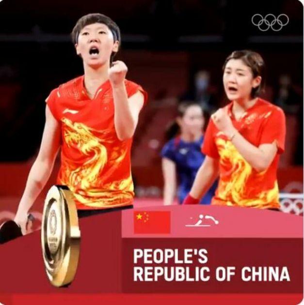 DOMINACIJA BEZ KRAJA: Četvrto u nizu ekipno zlato za Kineskinje u stonom tenisu na OI