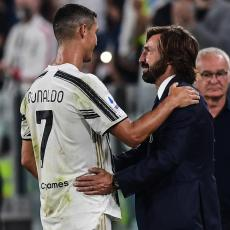DOSTA JE BILO, PIRLO: Hrvat seda na klupu Juventusa