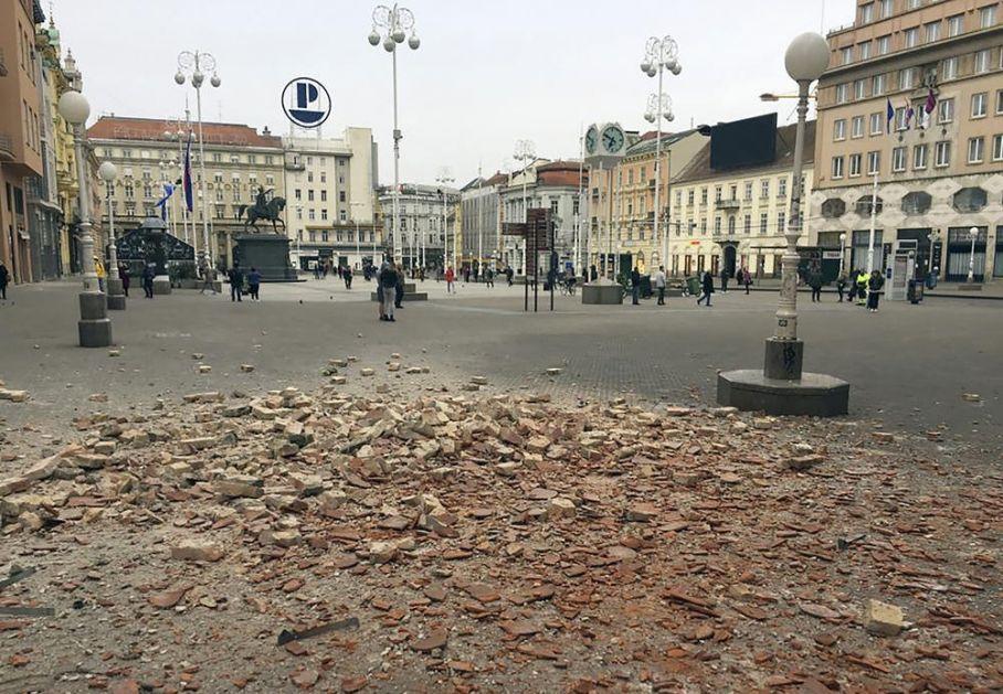 DOSTA JE, NE MOŽEMO VIŠE: Zagreb noćas pogodio zvanično slab zemljotres, ali komentari građana daju drugu sliku