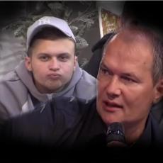 DOSTA MI JE VIŠE, PROLUPAO SAM! Osman poslao Stefanu PORUKU, pa mu sin ODMAH uzvratio! (VIDEO)