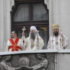 DOŽIVEO SAM ŠOK KADA JE IZVUČENO MOJE IME: Patrijarh Porfirije otkrio detalje sa izbora u kripti Hrama Svetog Save