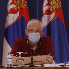 DR KON KAKVOG DO SADA NISTE VIDELI! Bes, ljutnja, nervoza: Epidemiolog dao komentar na optužbe i naslove u medijima