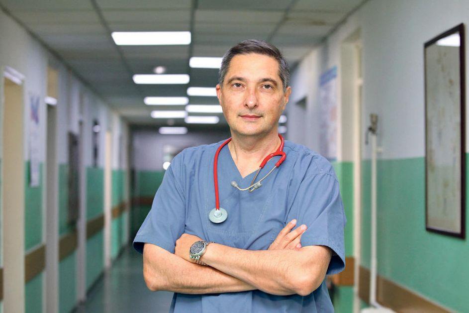 DR LAĐEVIĆ OTKRIVA KO SE OPUSTIO: Bolnice pune onih s prvom dozom! Evo koliko treba da se razviju antitela posle kineske vakcine