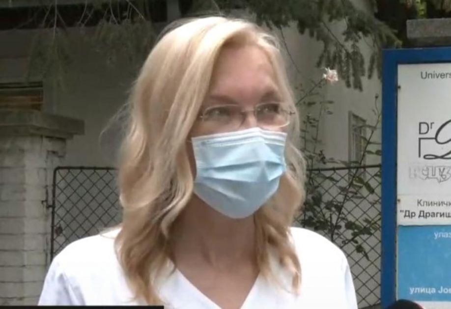 DR OSTOJIĆ IZ KBC MIŠOVIĆ: Pedijatri su uvek za imunizaciju