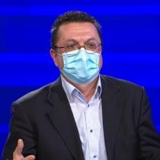 DR ŠEKLER ŠOKIRAO SRBIJU TVRDNJOM Pojedini se namerno zaražavaju da bi izbegli vakcinaciju