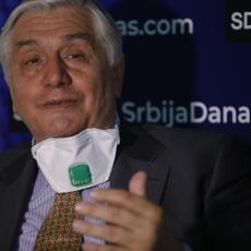 DR TIODOROVIĆ: Epidemiološka situacija se može označiti NESIGURNOM, potencijalna žarišta u ovom delu Srbije