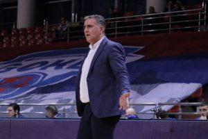 DRAGAN BAJIĆ PRED DUEL SA ZVEZDOM: 'Imam želju da vratim seriju u Beograd! Mislim da imamo šanse na domaćem terenu'