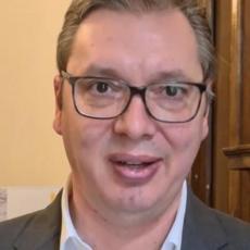 DRAGI NARODE... Vučić uputio važnu video poruku celoj Srbiji, tiče se vakcinacije (VIDEO)