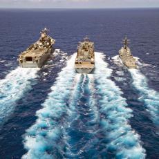 DRAMA NA CRNOM MORU: NATO brodovi se približili ruskoj granici, Crnomorska flota na oprezu