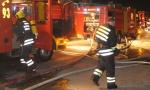 DRAMA NA NOVOM BEOGRADU: Gori stan, vatrogasci na sve strane, nije poznato ima li nekoga unutra!
