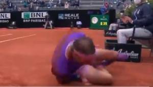 DRAMA NEVIĐENIH RAZMERA U FINALU: Novak bacio Nadala na šljaku, Španac potpuno izgubio kompas pa počeo da divlja! (VIDEO)