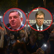DRAMA PRED IZBORE U RS! Sprema se KRVAVI PUČ ako Dodik pobedi, Vučić uputio HITNO UPOZORENJE!