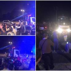 DRAMA U BEOGRADU! 20 kola interventne oduzima vozilo CarGo, na ulici PRAVI HAOS (FOTO)