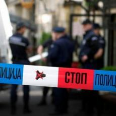 DRAMA U BORU: Pretio makazama da će ih ubiti, a onda policajcu vikao da ima KORONU - uhapšen muškarac osumnjičen za razbojništvo