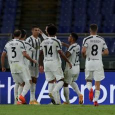 DRAMA U LIGI ŠAMPIONA: Barsi dovoljno poluvreme - Juventus se izbegao PROPAST!