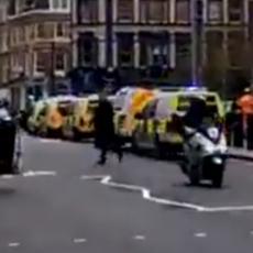 DRAMA U LONDONU: Evakuisana železnička stanica, helikopteri nadleću grad (VIDEO)