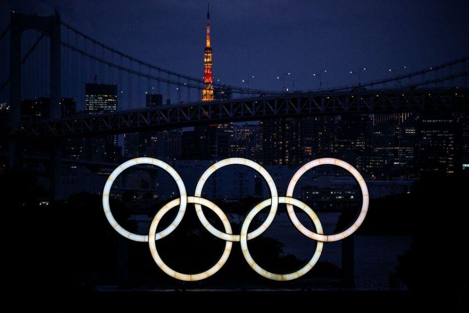 DRAMA U TOKIJU: Olimpijski šampion u vožnji BMX-a na nosilima iznet sa staze