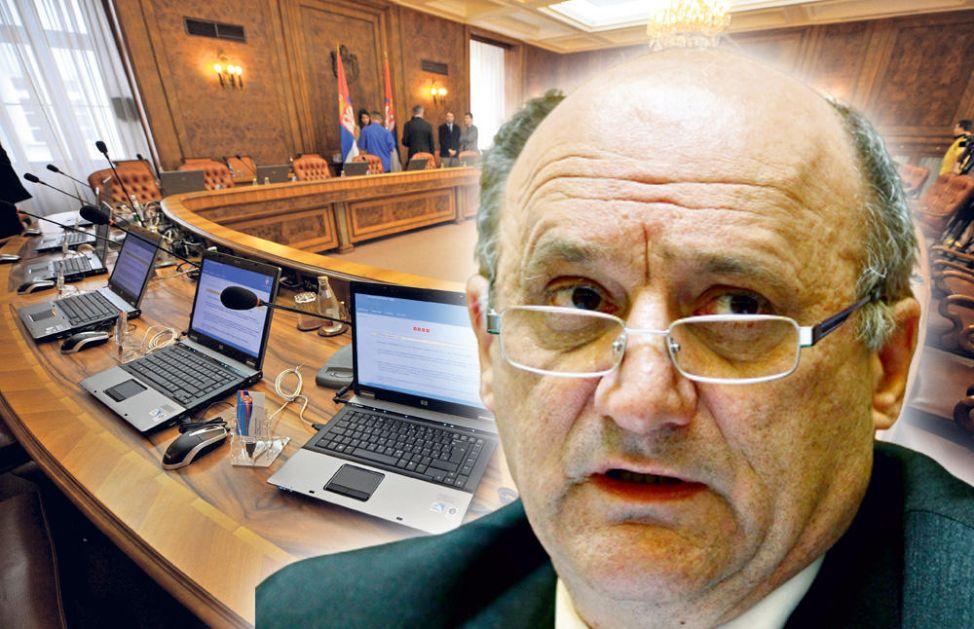 DRAMA U VLADI SRBIJE: Sekretar dolazio zaražen na posao, u Nemanjinoj ima još obolelih?