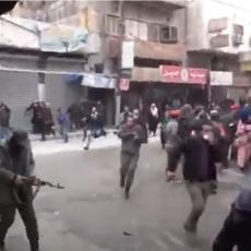 DRAMATIČNE SCENE IZ HASAKE: Kurdi i Arapi na ivici rata, grad je pod opsadom, SDF opkolio SAA! (VIDEO)