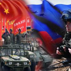 DRHTAĆE CELA PLANETA! Ruska i kineska vojska dolaze na isto bojište, više od 10.000 ljudi spremno da zapuca