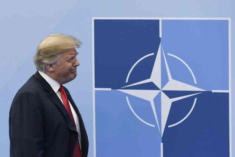 SKANDAL! DRUGI DAN NATO SAMITA: Tramp isprozivao članice Alijanse i kasnio pola sata! Zbog njegovih napada na saveznike izbačene su 2 zemlje i SEDNICA JE ZATVORENA! (VIDEO)
